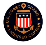 US Coast Guard Licensed Captain
